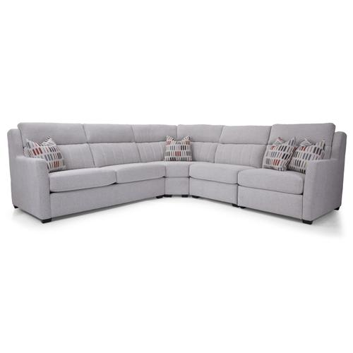 2949-07 LHF Loveseat