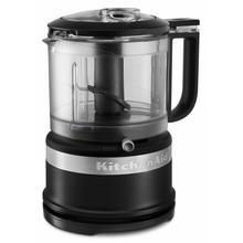 See Details - 3.5 Cup Food Chopper - Black Matte