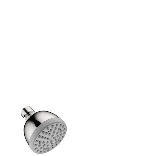 Chrome Showerhead 1-Jet, 2.0 GPM