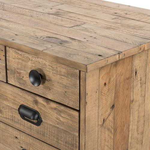 Freel Chest-sierra Rustic Natural