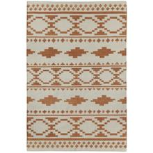 Tribe Persimmon - Rectangle - 5' x 8'