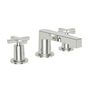 Polished Nickel - Natural Widespread Lavatory Faucet
