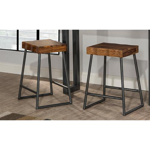Gallery - Emerson Backless Non-swivel Counter Height Stool