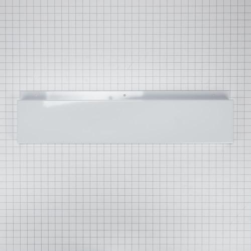 Slide-In Range Backsplash, White