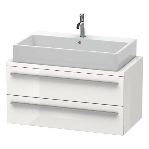 Duravit - Vanity Unit For Console Compact, White High Gloss (decor)