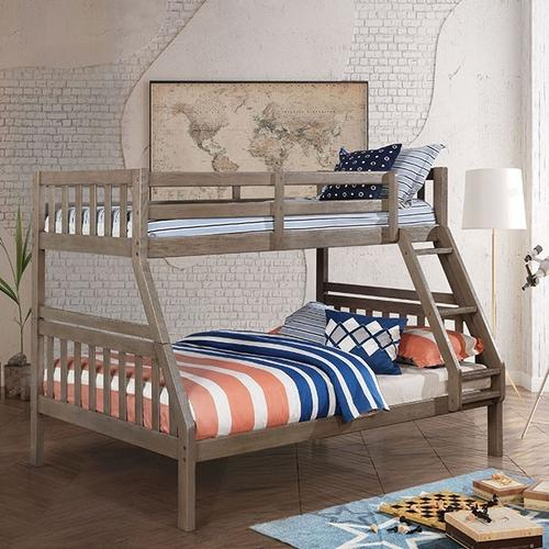 Twin/Full Bunk Bed Emilie
