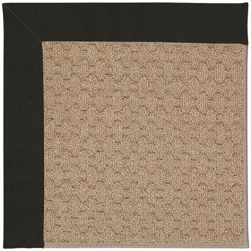 Capel Rugs - Creative Concepts-Grassy Mtn. Canvas Black - Rectangle - 4' x 6'