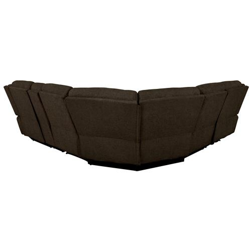 6 PC Motion Sectional
