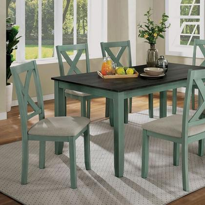 See Details - Anya 7 Pc. Dining Table Set