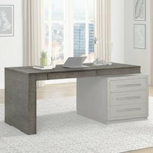 See Details - PURE MODERN Executive Desk Top