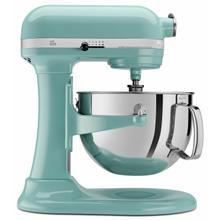 See Details - Professional 600™ Series 6 Quart Bowl-Lift Stand Mixer - Aqua Sky