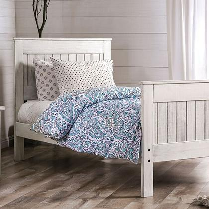 See Details - Queen-Size Rockwall Bed