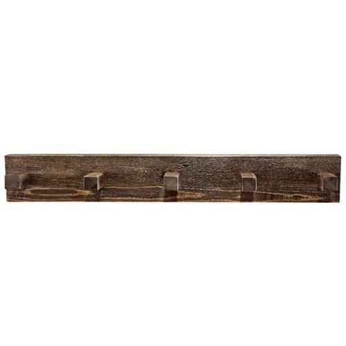 Montana Woodworks - Homestead Collection Coat Rack, Stain and Lacquer Finish