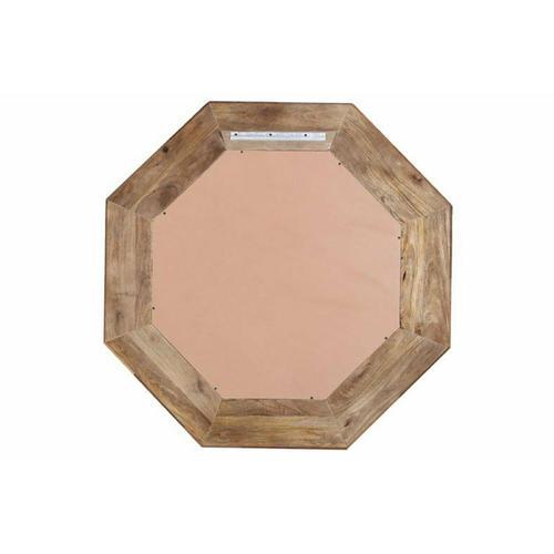 CROSSINGS THE UNDERGROUND Wall Mirror