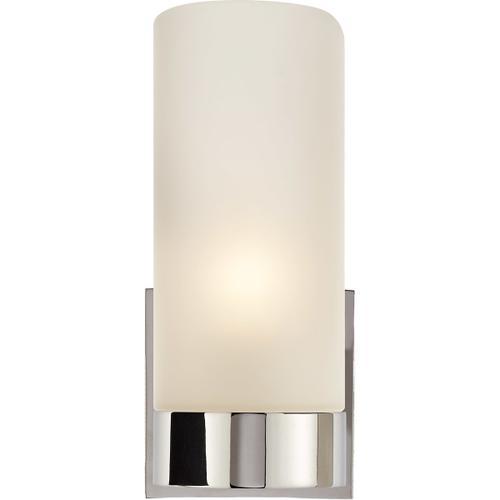 Barbara Barry Urbane 1 Light 4 inch Polished Nickel Decorative Wall Light