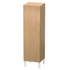 Semi-tall Cabinet, European Oak (decor)