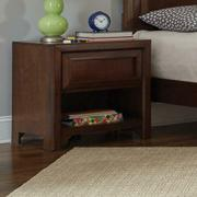 Greenough Transitional Cappuccino Nightstand Product Image
