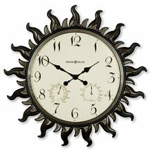 Howard Miller Sunburst II Oversized Wall Clock 625543