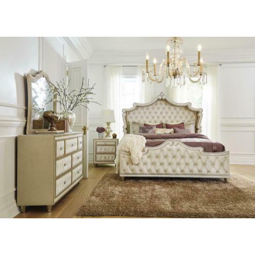 C King Bed 4 PC Set