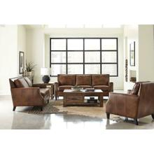 CLEARANCE Leather Sofa