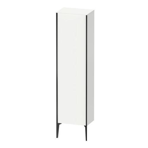 Duravit - Tall Cabinet Floorstanding, White Matte
