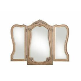 ACME Teagan Vanity Mirror, Oak - 22100