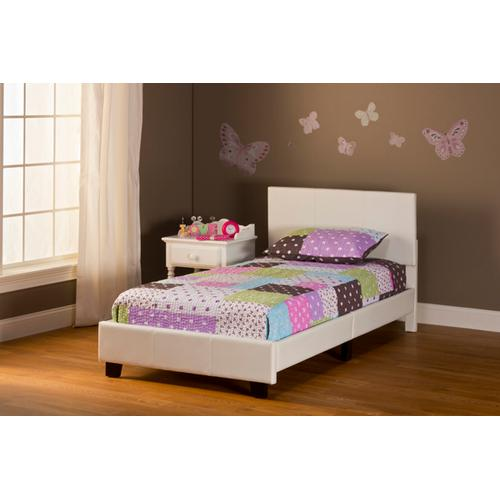 Gallery - Springfield Twin Bed - White