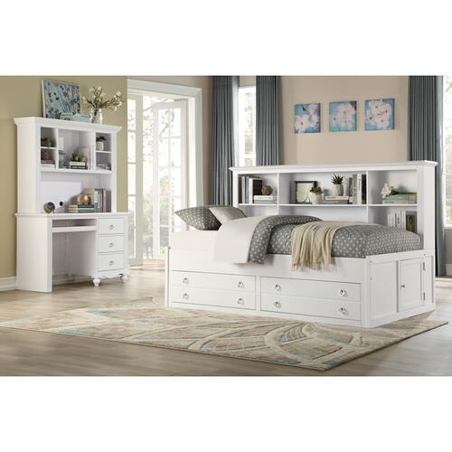 Gallery - Full Lounge Storage Bed