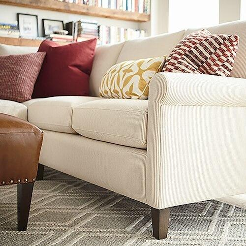 Wellington Small L-Shaped Sectional