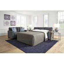 Kiessel Nuvella Queen Sofa Sleeper Steel