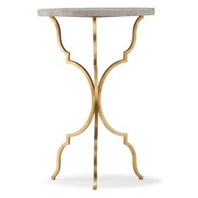Living Room Round Martini Table
