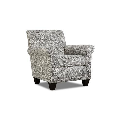 590 Griffin Accent Chair- Graphite