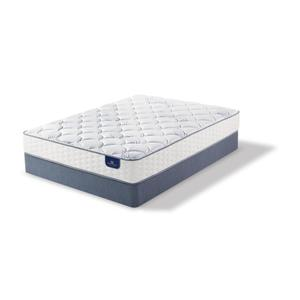 Perfect Sleeper - Select - Canal Lake - Tight Top - Plush - Queen Product Image