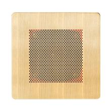 View Product - Self Powered Bluetooth Speakers in Antique Brass