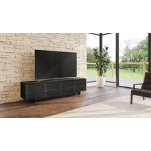 See Details - Corridor 8173 Media Console in Charcoal Stained Ash