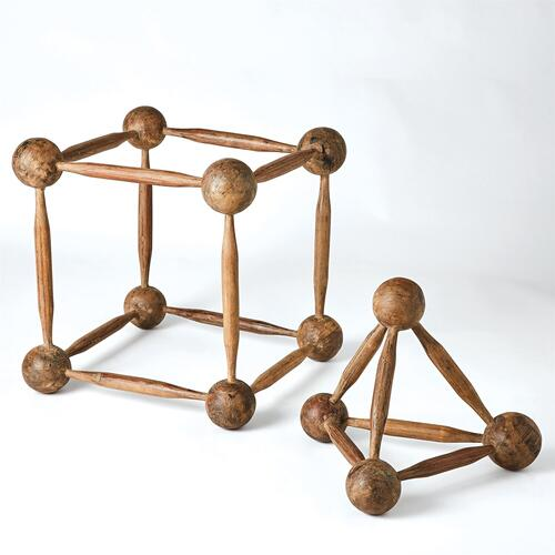 See Details - Rollerpin/Wooden Ball Pyramid