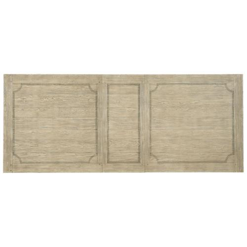 Dining Room Ciao Bella 84in Trestle Table Top w/ 2-18in Leaves