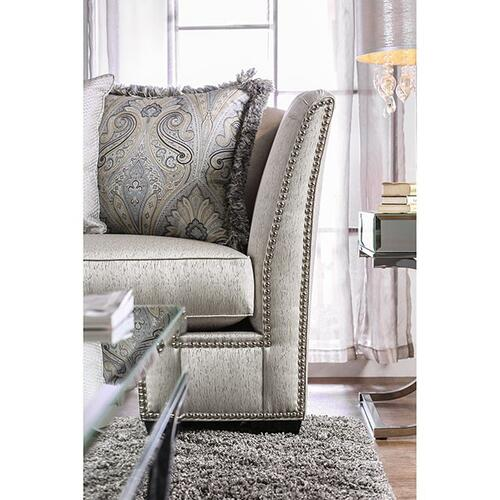 Furniture of America - Alessandra Love Seat