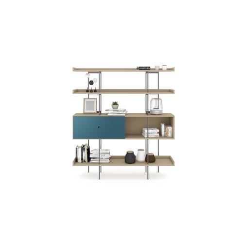 BDI Furniture - Margo 5201 Shelf in Drift Oak Marine