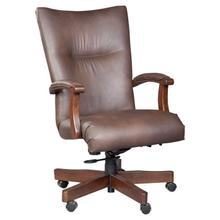 See Details - Eaton Office Swivel Chair