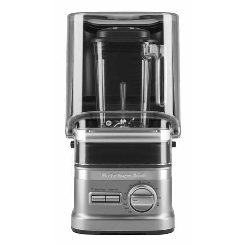 KitchenAid - NSF® Certified Commercial Enclosure Blender - Contour Silver