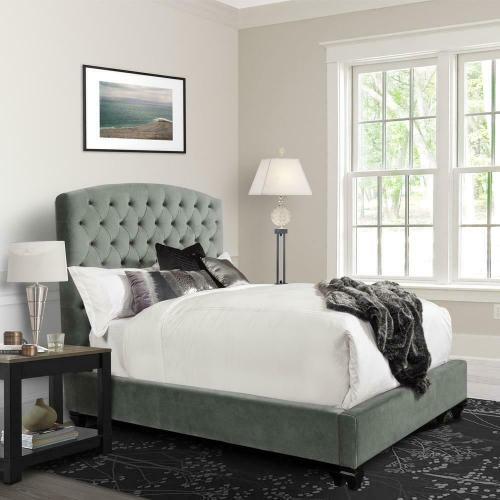Priscilla Dusk California King Bed 6/0