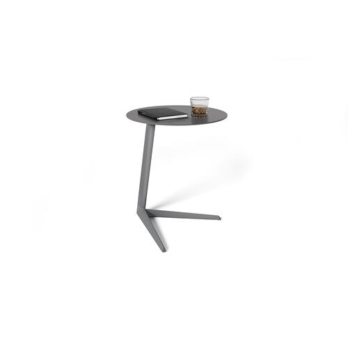 BDI Furniture - Milo Aluminum 1065 Laptop Stand / Side Table in Mineral