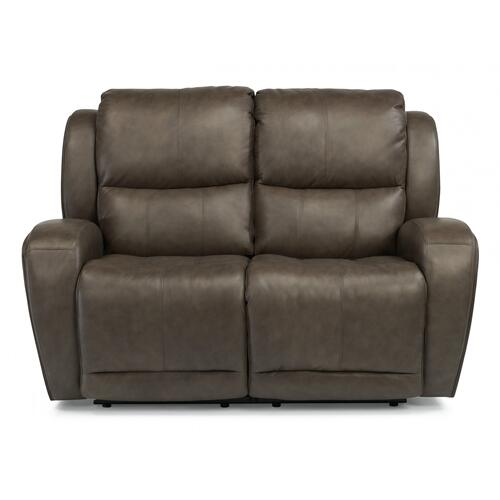 Chaz Power Reclining Loveseat