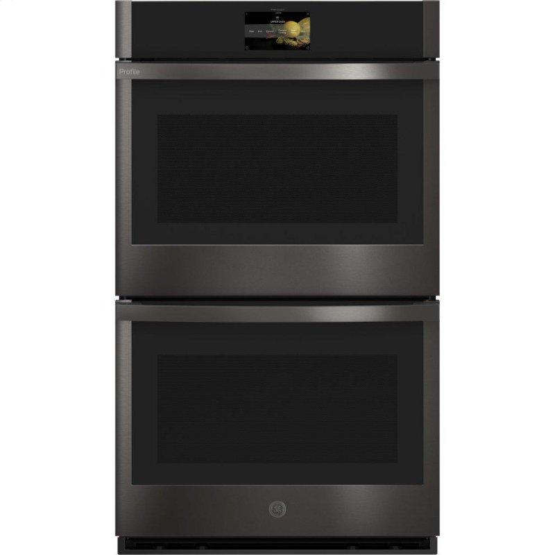 """30"""" Smart Built-In Convection Double Wall Oven with No Preheat Air Fry and Precision Cooking"""