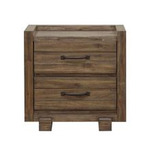 Woodbrook Nightstand in Brown