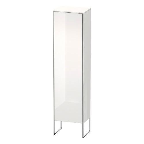 Duravit - Tall Cabinet Floorstanding, White High Gloss (decor)
