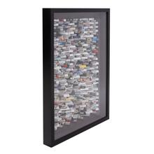 View Product - In the News Recycled Wall Art