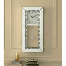 See Details - Lotus Wall Clock