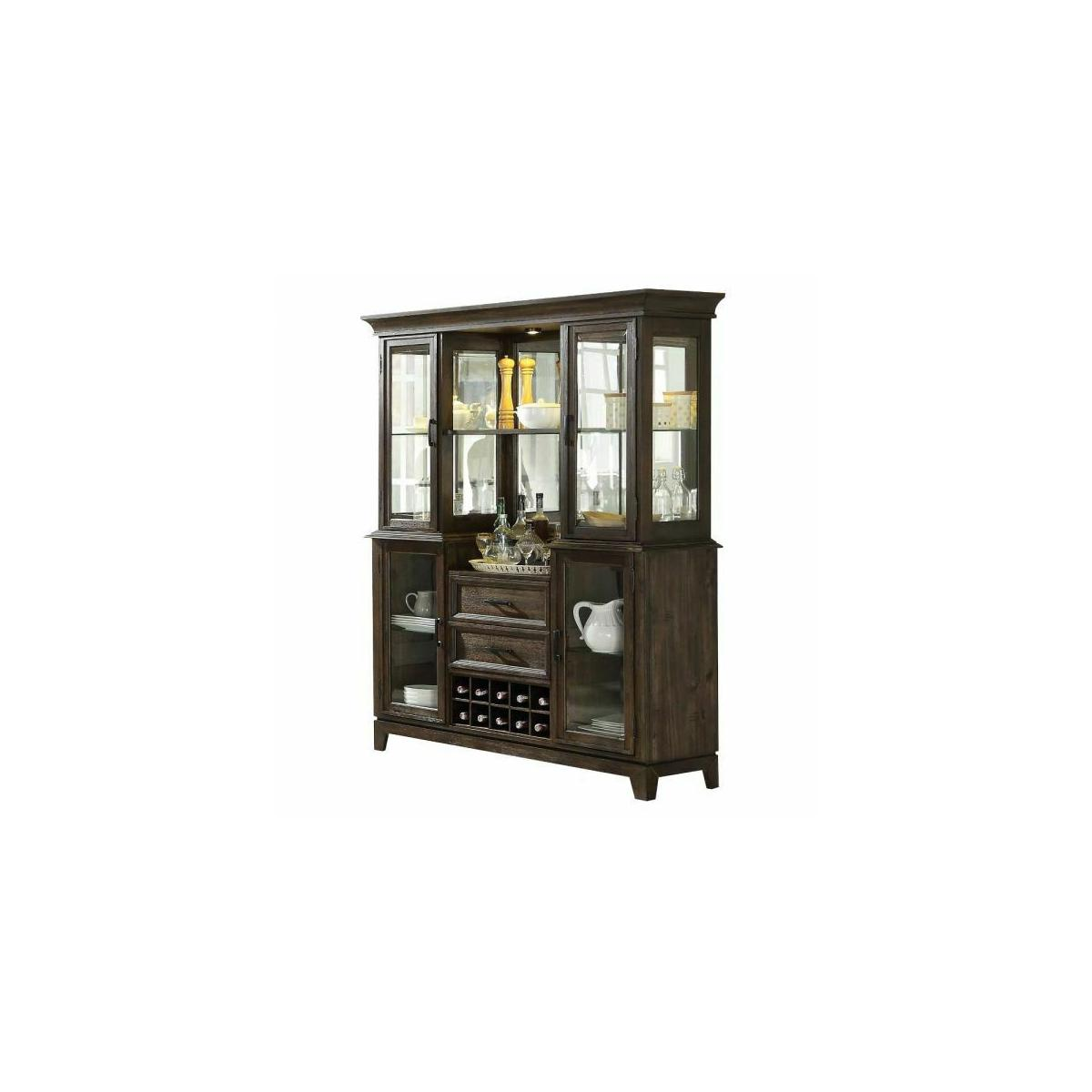 ACME Jameson Hutch & Buffet - 62323 - Espresso